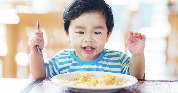 Trẻ không còn biếng ăn nhờ 5 bí quyết vô cùng đơn giản