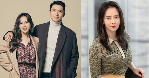 Son Ye Jin bị Song Ji Hyo