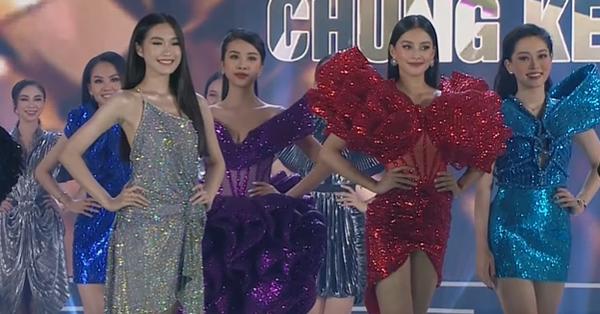 Trực tiếp Chung kết Hoa hậu Việt Nam 2020