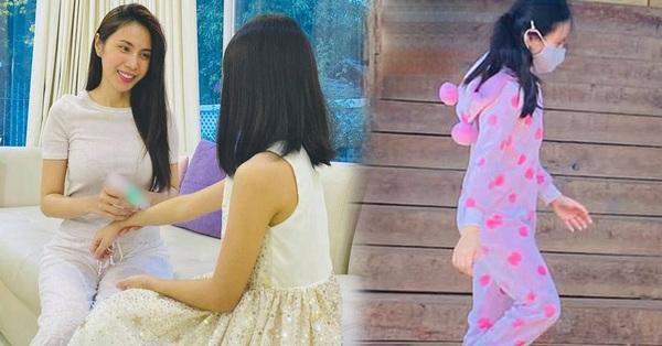 Con gái Thủy Tiên mới 7 tuổi đã sở hữu chân dài thẳng tắp giống mẹ, nhìn cách nuôi con của nữ ca sĩ có nhiều điều đáng học hỏi