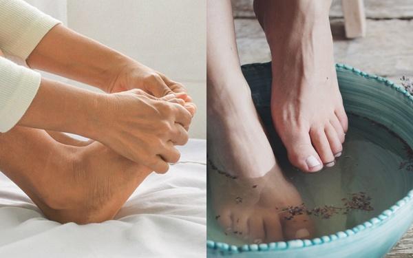 5 tips giúp chân không bị nứt toác khô tróc mùa Thu Đông mà các nàng đều bỏ qua