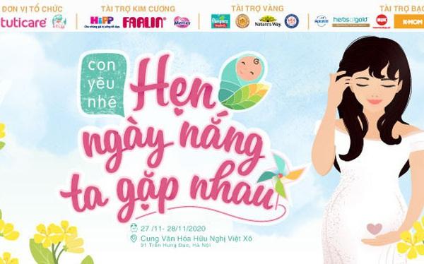 Ngày hội mua sắm tưng bừng cùng HiPP, Farlin, Philips Avent tại Hà Nội