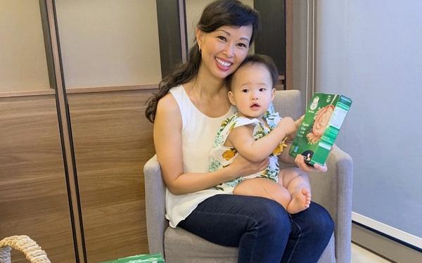 Giải mã vì sao Doanh nhân Thái Vân Linh và MC Minh Trang chọn thực phẩm organic là dinh dưỡng tối ưu cho con