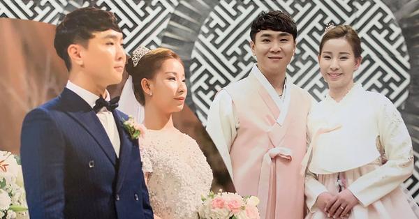 Cô gái Việt cưới trai Hàn hơn 7 tuổi: Con rể đi đâu cũng khen