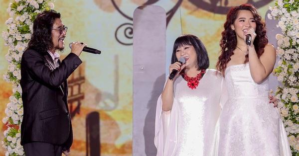 Gia đình Cẩm Vân - Khắc Triệu xuất hiện cực dễ thương, con gái út ngày càng xinh đẹp