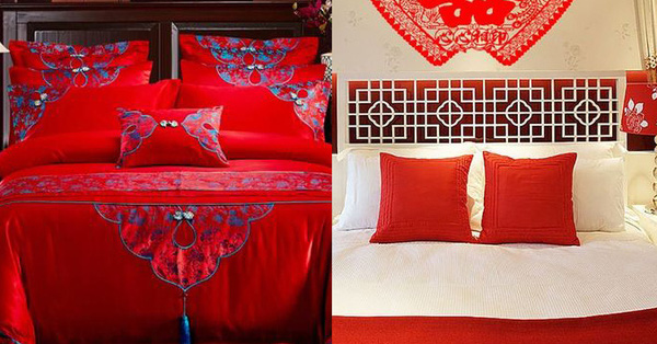 Hãy chọn một chiếc giường tân hôn hợp gu bạn nhất, chúng tôi sẽ tiết lộ bạn đào hoa thế nào, có