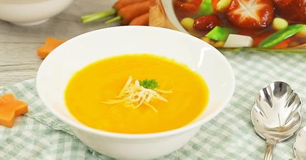 Cuối tuần vào bếp làm loại soup đơn giản này, chị em không chỉ có món ăn đổi vị mà còn xong luôn cả 5 bữa sáng cho các ngày làm việc trong tuần tới!
