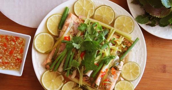 Cuối tuần mà chị em vào bếp làm cá hồi theo cách này, đảm bảo nồi cơm bay vèo chỉ trong 1 nốt nhạc!