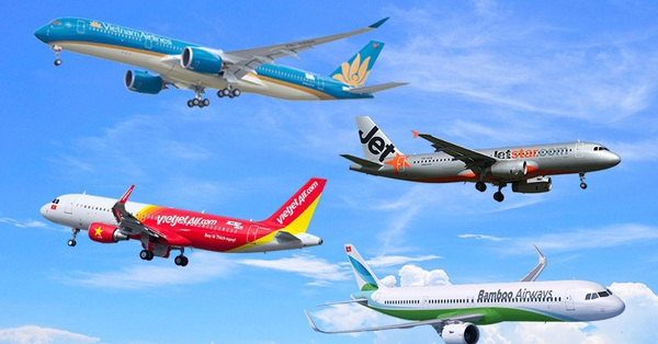 """Giá vé máy bay thấp kỷ lục, đại lý kêu gọi """"giải cứu""""..."""