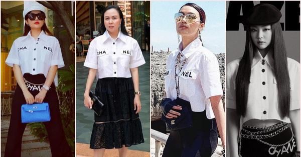 Vợ đại gia Minh Nhựa bắt trend hơi chậm, chẳng ngại so kè style từ Phượng Chanel đến Jennie