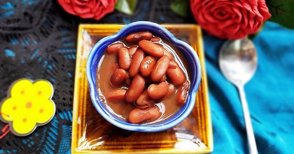 Nắng lên nấu chè đậu đỏ mát lành ăn là tuyệt nhất