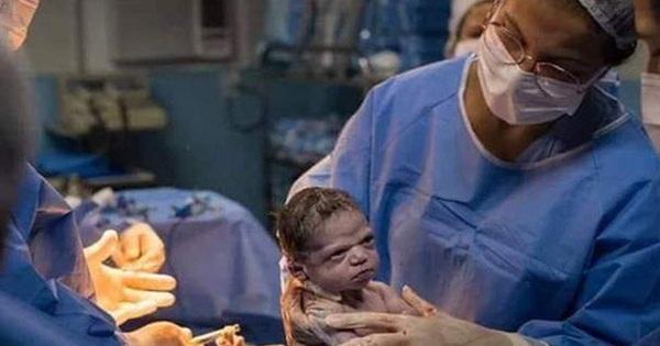 Truy tìm danh tính em bé vừa chào đời đã