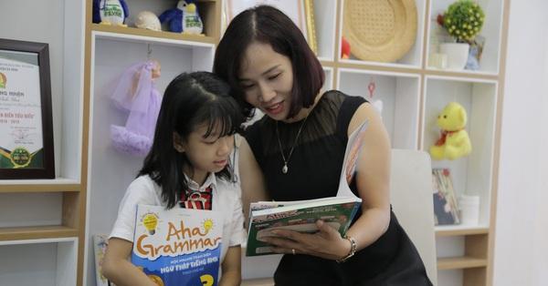 5 lý do nên cho con học ngữ pháp tiếng Anh với bộ sách Aha Grammar