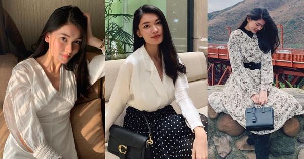 Á hậu Thùy Dung có bao ý tưởng diện váy đẹp xinh và thanh lịch thế này, chị em không tham khảo thì quá phí