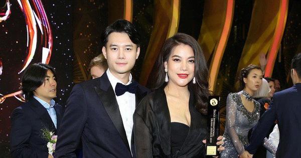 Trương Ngọc Ánh và nam diễn viên