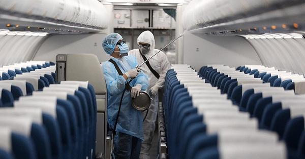 Bộ Y tế đưa ra thông báo khẩn số 4 về việc tìm hành khách trên 3 chuyến bay có người nhiễm Covid-19