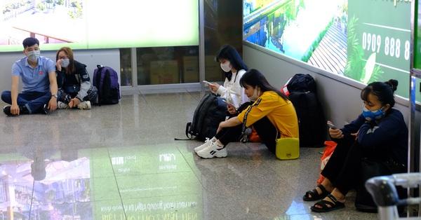 Bộ Y tế gửi thông báo khẩn số 4 về 3 chuyến bay có hành khách nhiễm Covid-19 liên quan đến TP.HCM
