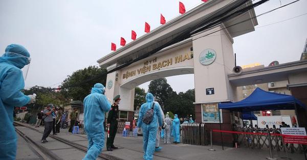 Công ty Trường Sinh là nguồn lây nhiễm lo ngại nhất ở Bệnh viện Bạch Mai