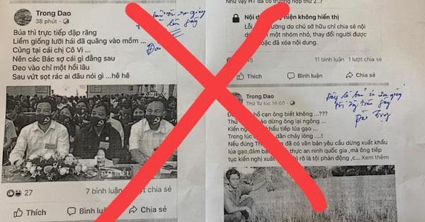 Đăng tin sai sự thật về Covid-19 trên facebook, thầy giáo THPT bị phạt 10 triệu đồng