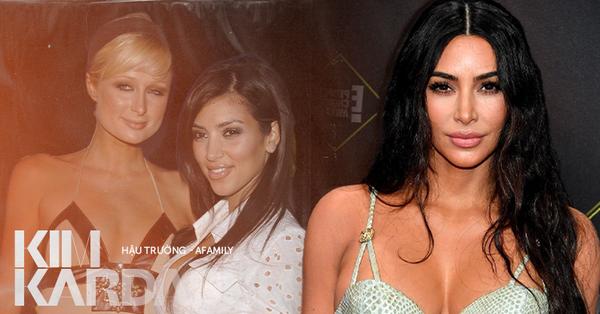 Vén màn công thức bí mật giúp Kim Kardashian từ