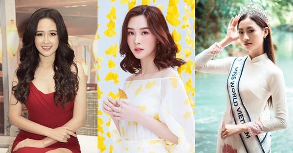Soi học lực của dàn Hoa hậu đình đám hiện nay: Mai Phương Thúy, Lương Thùy Linh quá