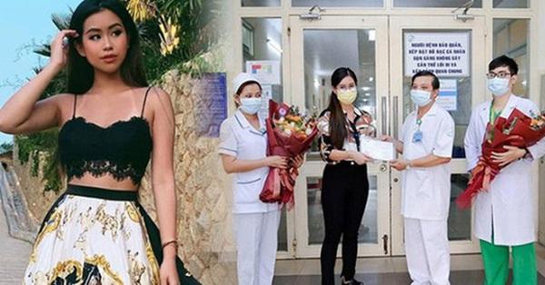 Con gái tỷ phú Johnathan Hạnh Nguyễn chia sẻ sau khi xuất viện: