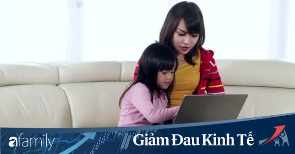 4 nguyên tắc giúp chị em bỉm sữa cân bằng việc chăm con và làm việc online mùa dịch