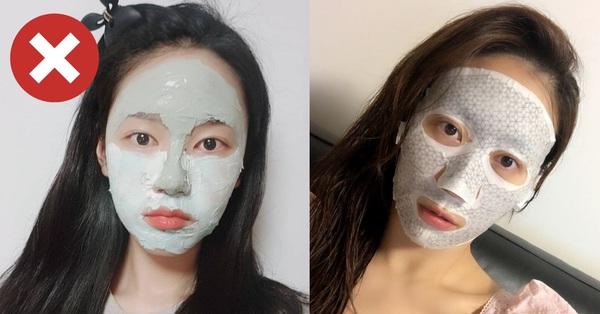 """Tưởng là """"tút"""" lại nhan sắc nhưng 3 loại mặt nạ sau dễ khiến da """"khô như ngói"""", chuyên gia khuyên chị em cân nhắc kỹ trước khi dùng"""