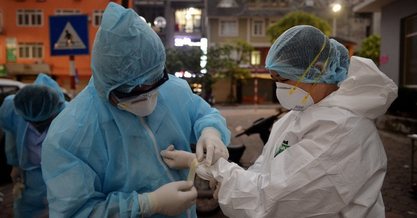 Cách ly 63 y bác sỹ bệnh viện Phụ sản Hà Nội liên quan...