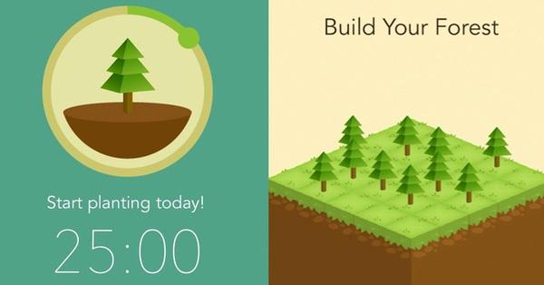 Dân mạng rần rần vì ứng dụng Forest: Không chỉ giúp tăng năng suất làm việc, còn có bài trắc nghiệm tính cách siêu chuẩn