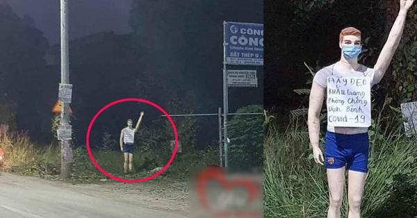 Lái xe về khuya, tài xế bỗng rợn tóc gáy khi thấy một người nam trắng muốt vẫy tay bên vệ đường, lại gần thì tá hỏa vì điều bất ngờ