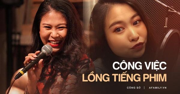 Vén màn công việc lồng tiếng phim cùng cô nàng gây bão TikTok Trang Nguyễn: Người đảm nhiệm thu âm series đình đám