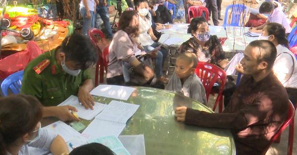 """Chính quyền kiểm tra hành chính nơi tự xưng là """"Tịnh Thất Bồng Lai"""""""