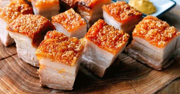 Giá thịt lợn lên cao khiến thịt quay cũng từ 250 nghìn tăng lên 350 nghìn đồng/kg: Tiểu thương chấp nhận bán không lãi nhưng khách ăn vẫn giảm một nửa