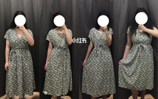 4 cô nàng vóc dáng từ gầy đến mũm mĩm cùng thử loạt đồ ở Uniqlo và rút ra được kinh nghiệm khi chọn váy áo