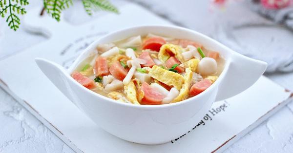 Vừa bận vừa nóng nực, bữa tối tôi nấu mỗi món canh trứng đơn giản mà ai cũng khen ngon