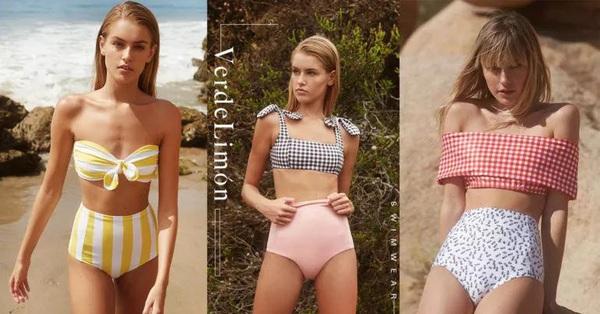 Những kiểu dáng bikini có thể cơi nới vòng 1 cho hội chị em ngực lép