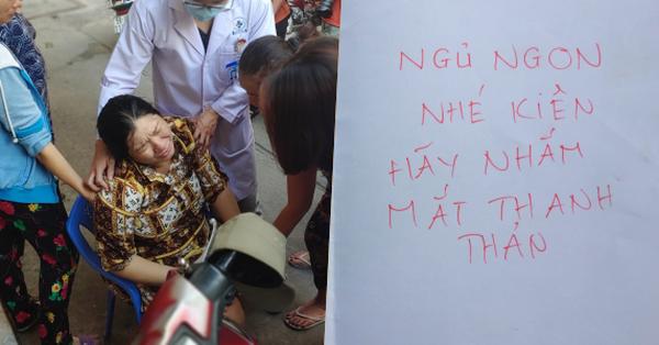 Quặn lòng những bức thư bạn cùng lớp viết gửi nam sinh vừa ra đi vì bị cây phượng đè :