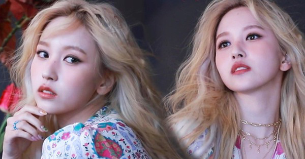 Nhuộm tóc bạch kim là quyết định đúng đắn nhất đời Mina (Twice): Tung ảnh hậu trường chụp vội vẫn khiến fan