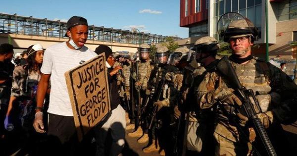 Hàng trăm người bị bắt giữ trong các cuộc biểu tình lan rộng tại nước Mỹ