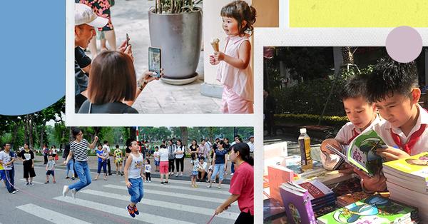 1/6 ngay ngày đầu tuần và đây là những địa điểm cả nhà có thể vui chơi tại Hà Nội chẳng mất quá nhiều thời gian di chuyển mà vẫn cực vui