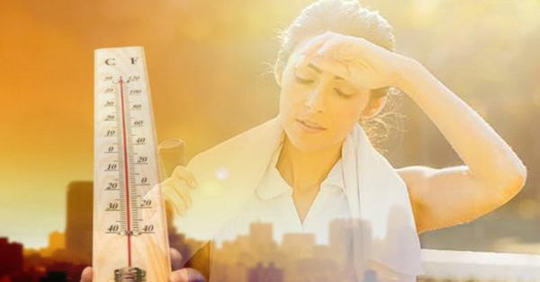 Sốc nhiệt do nắng nóng: Coi chừng đột tử