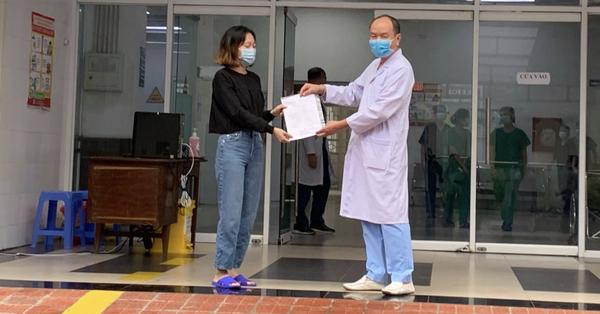 Bệnh nhân COVID-19 cuối cùng điều trị tại Hà Tĩnh được công bố khỏi bệnh
