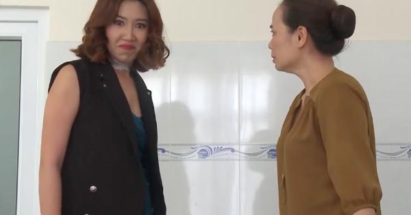 """Đóng phim giả mà Thúy Ngân - Cao Thái Hà đánh nhau thật, mỹ nữ """"Gạo nếp gạo tẻ"""" làm MXH dậy sóng vì quá ác"""