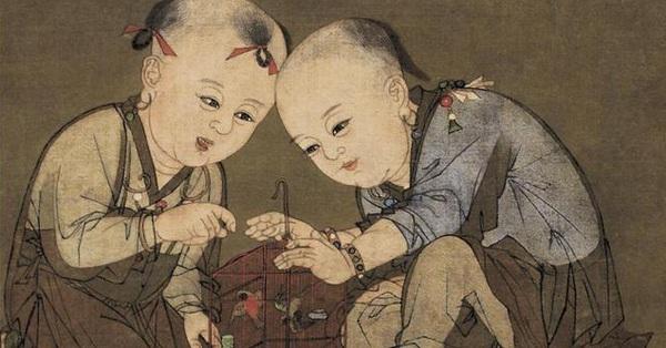 Vì sao trẻ con thời Trung Quốc cổ đại có nhiều ngày