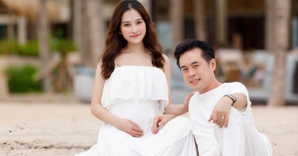 Sara Lưu - mẹ bầu số hưởng nhất nhì Vbiz khi Dương Khắc Linh luôn ân cần chăm sóc và đưa đi du lịch khắp nơi