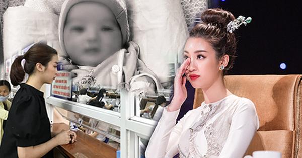Đỗ Mỹ Linh, Lương Thùy Linh xót xa khi hay tin em bé bị bỏ rơi ở hố gas đã qua đời: