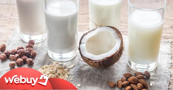 Muốn làm sữa hạt dinh dưỡng thơm ngon cho cả gia đình, các chị em hãy sắm ngay những chiếc máy này!