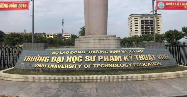 Nghệ An: Nam sinh viên trường đại học sư phạm kỹ thuật Vinh nghi tử vong trong khuôn viên nhà trường
