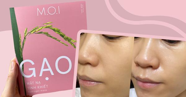 Review mặt nạ gạo của Hà Hồ: Giá 199k/ 3 miếng liệu có nên mua lại?
